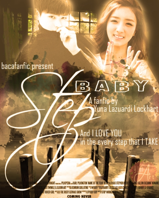 yoon bomi baby step cover ff with sungjae copy
